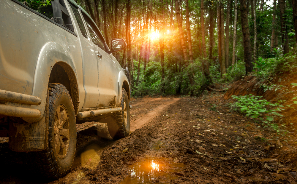 Top Global Destinations for Off Road Driving